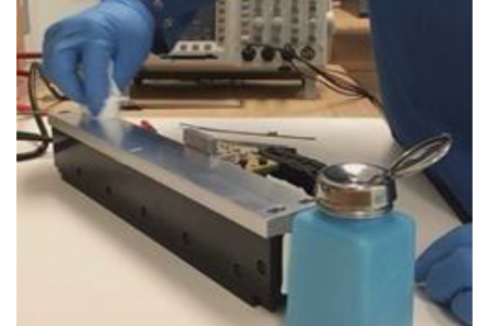 Tape Scale - Mounting Surface Preparation
