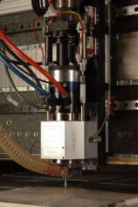 Air Bearing Spindle Installation