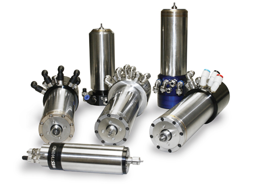 Precision machining spindle Series
