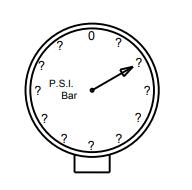 Pressure Meter Drawing