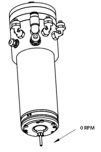 Stop Spindle at 0 RPM Drawing