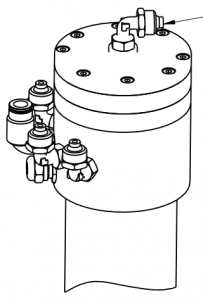 Cycle Collet Tool Drawing