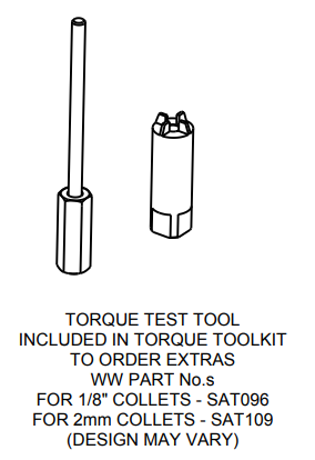 Torque Test Tool Drawing