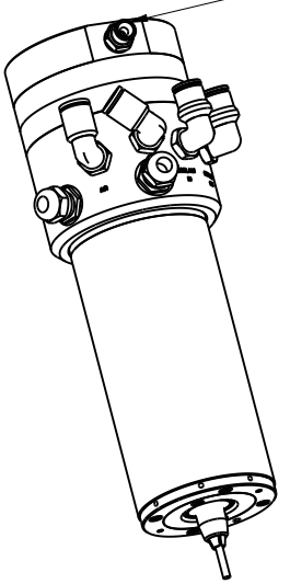 Open Collet with Standard Pressure Drawing