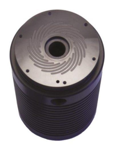 Aerodynamic axial bearing