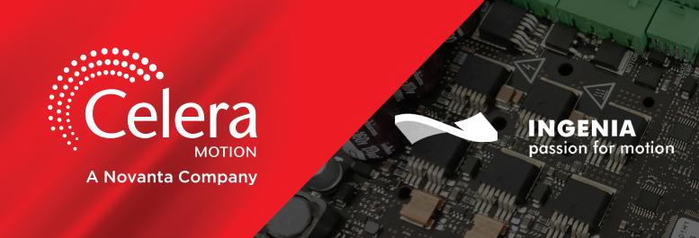 Ingenia joins Celera Motion