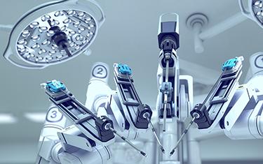 手術用ロボットアーム