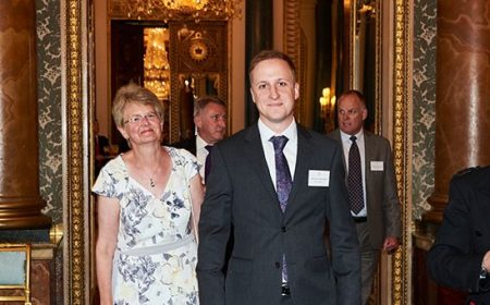 Buckingham Palace Reception