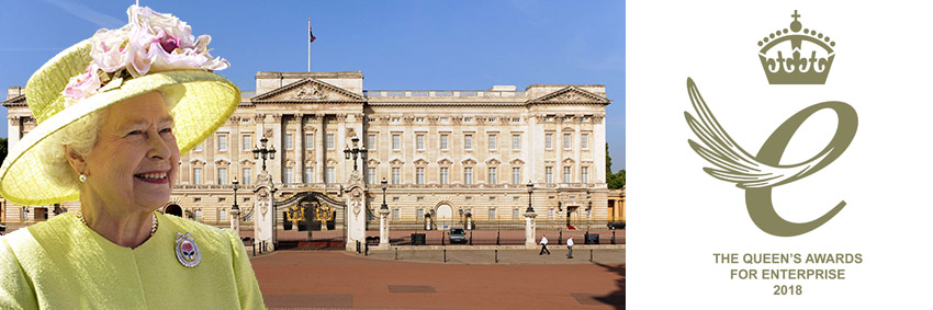 Zettlex Queens Award - Buckingham Palace