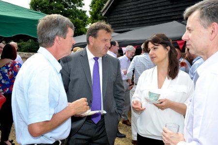 MP joins summer celebrations