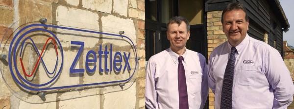 Zettlex business of year