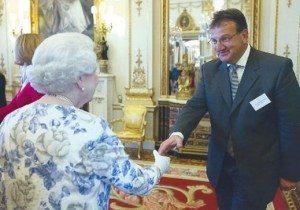 Zettlex at Buckingham Palace