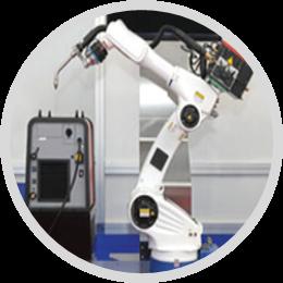 Application de bras robotique