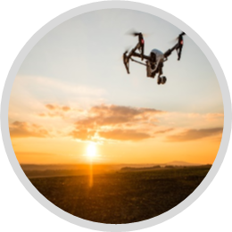 Applicazione Gimbal UAV