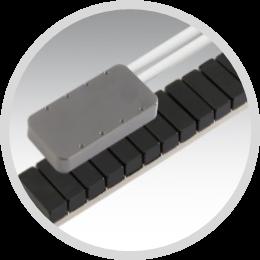 Applicazione del motore lineare Javelin