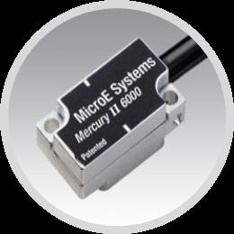 Applicazione encoder ottico Mercury 2