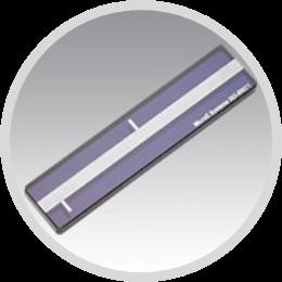 Mercury Tape Scale