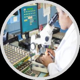 Optische Encoder-Anwendung