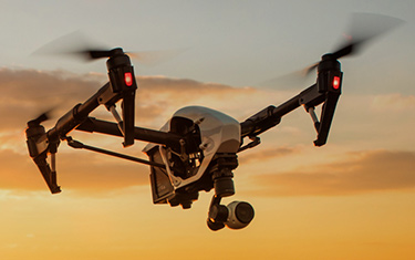 Satcom und UAV