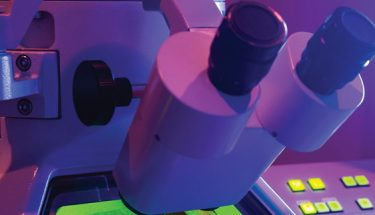 自动显微镜载片台
