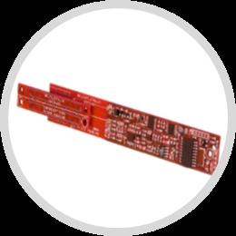Applicazione del sensore di posizione lineare