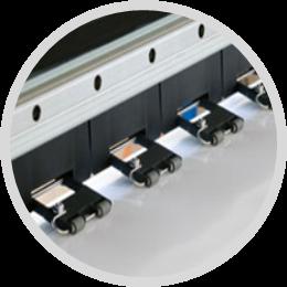 Applicazione per stampanta di grande formato