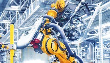 Sensores de posición industrial-