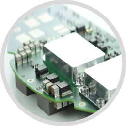 Servo drives for radar antennas