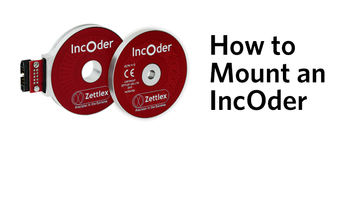 How to Mount an IncOder