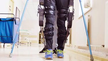 Exoskeleton robotics