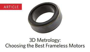 Best Frameless Motors
