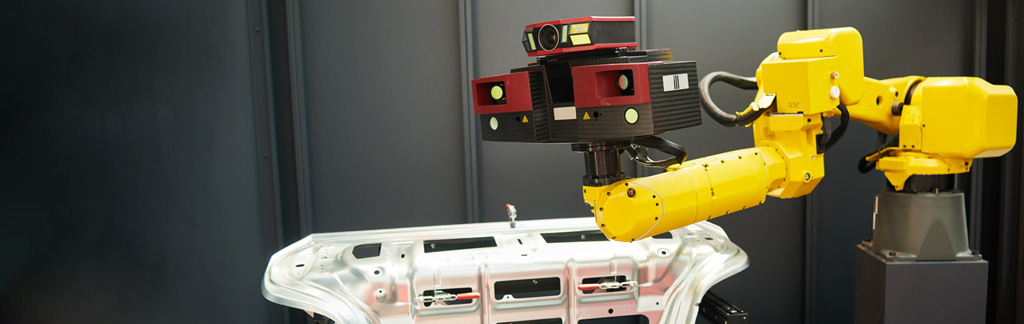 3D Metrology in Industrial Manufacturing Success Story