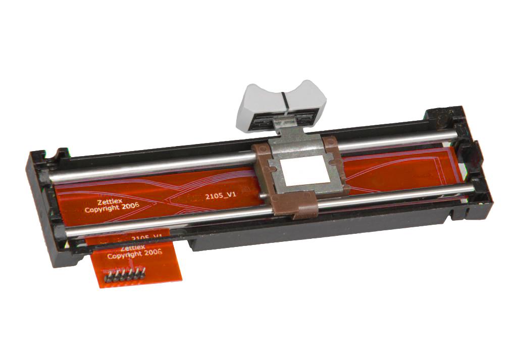 믹싱 데스크용 선형 위치 센서