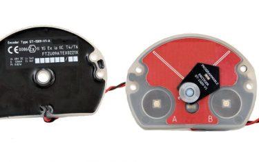 Encoder rotativo ATEX