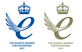 Queens Awards Innovation International Trade 2017-2018