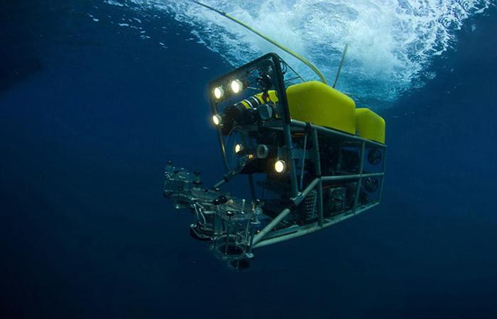 ROV Underwater vehicle