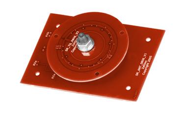 Tandem rotary encoder
