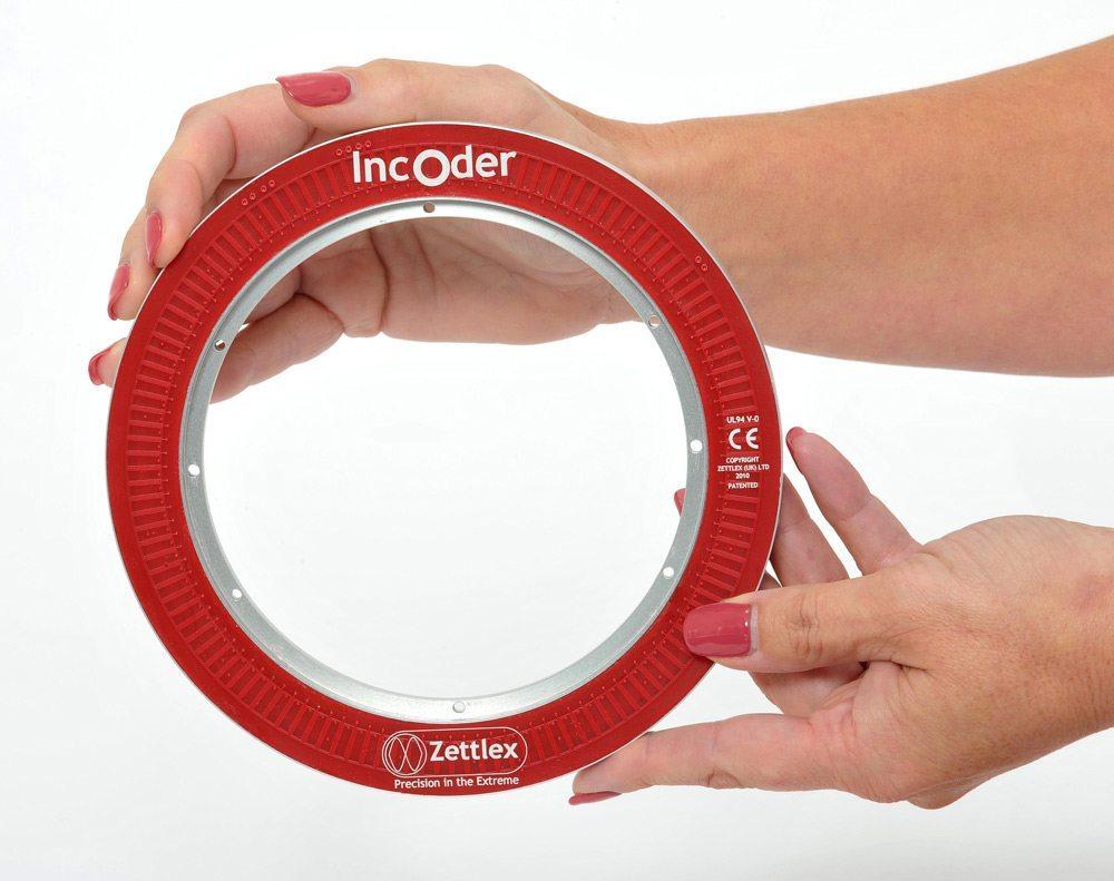 Codificadores de anillo