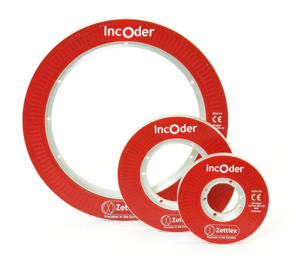inductive ring encoder